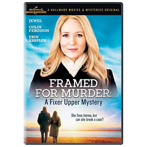 FRAMED FOR MURDER: A FIXER UPPER MYSTERY - FRAMED FOR MURDER: A FIXER UPPER MYSTERY (1 DVD)
