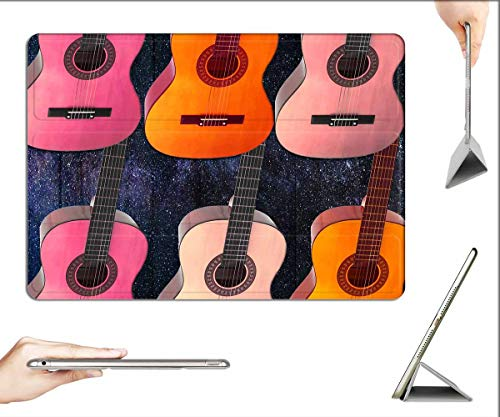 Case for iPad Mini 5 & Mini 4 - Guitar Acoustic Instrument Stringed Instrument