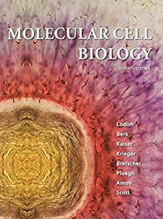 By Harvey Lodish - Molecular Cell Biology & Solutions Manual (Seventh Edition) (2012-06-30) [Hardcover]