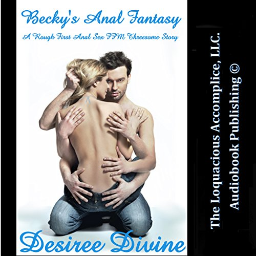 Becky's Anal Fantasy audiobook cover art