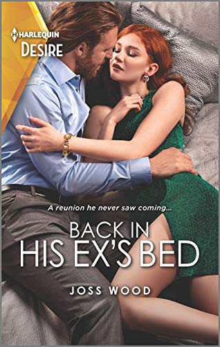 Back in His Ex's Bed (Murphy International Book 3)
