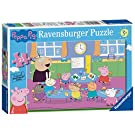 Ravensburger Peppa Pig Classroom Fun 35 Piece Jigsaw Puzzle for Kids Age 3 Years and Up