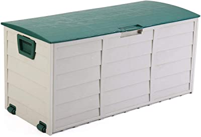 Amazon Com Lifetime 60012 Extra Large Deck Box 130