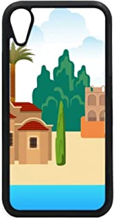 Cyprus National Landmark Building for iPhone XR iPhonecase Cover Apple Phone Case