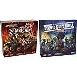 Edge Entertainment - Pack Zombicide + Expansión Toxic City Mall