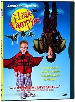 the little vampire dvd