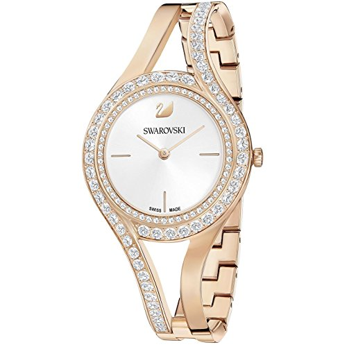Swarovski Damen-Uhren Analog Quarz One Size Metall 87434583