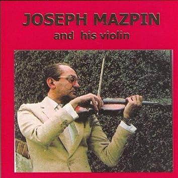 Joseph Mazpin and His Violin