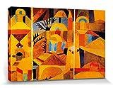 1art1 Paul Klee - Der Tempelgarten, 1920 Bilder