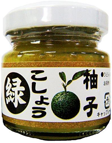 信州自然王国 柚子こしょう 緑 40g×6本