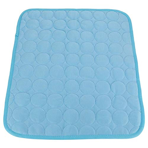 Antilog Cooling Mat,Cooling Mat for Dog Cat Pet Self Cooling Pillow Summer Hot Weather Bed(XL)