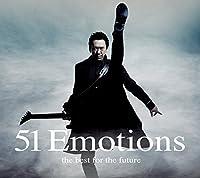 Tomoyasu Hotei - 51 Emotions The Best For The Future (3CDS+DVD) [Japan CD] TYCT-69103 by Tomoyasu Hotei