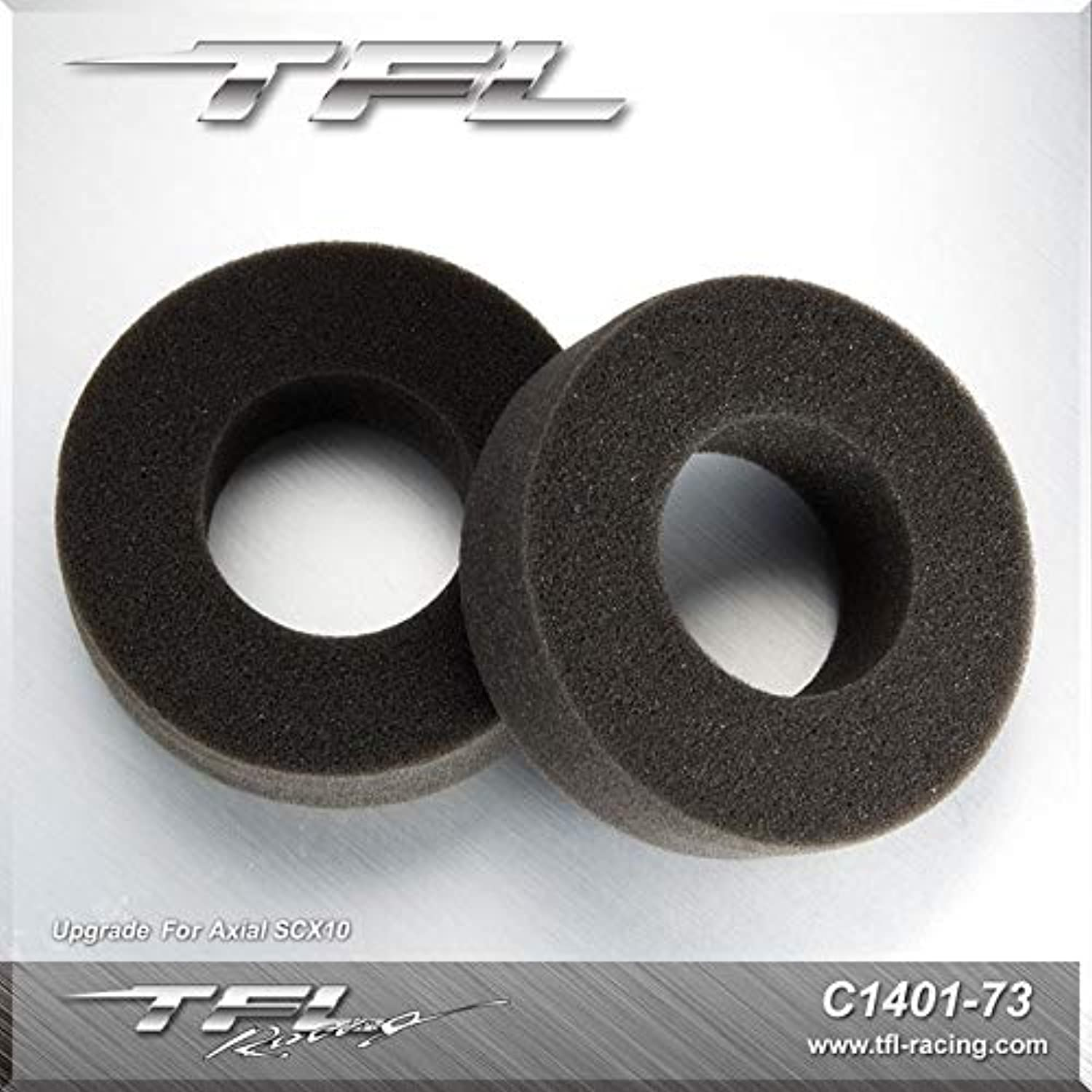 Generic 1.9 tire Foam Liner for RC car Black