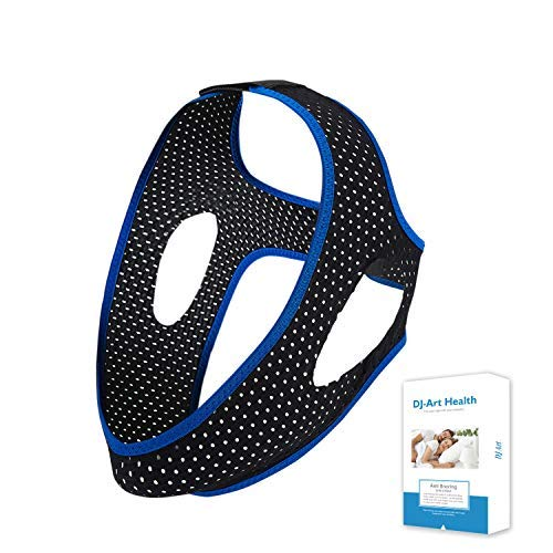 Chin Strap for CPAP Users for Men - Stop Snoring Solution, Comfortable Snore Stoppe