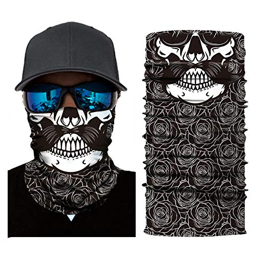 High Quality Digital Printing National Style Riding Mountain Fishing Outdoor Sports Seamless Quick-Drying Scarf Scarf Face Mask
