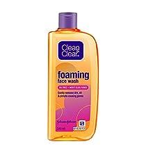 Clean & Clear Foaming Facewash