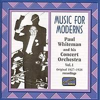 ミュージック・フォー・モダーンズ 第1集(1927-1928)