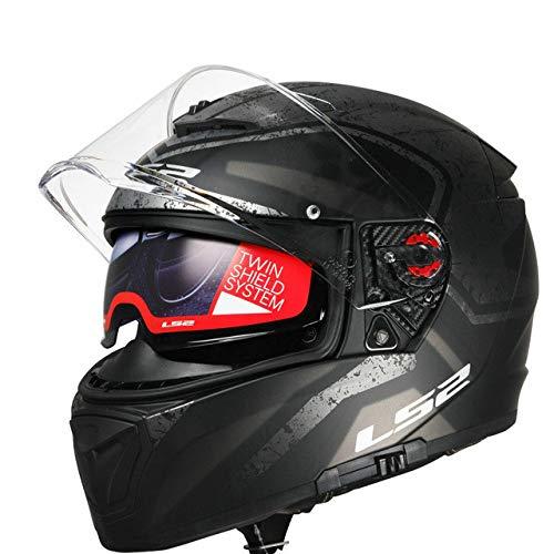 Berrd Four Seasons Casco de motocicleta Casco cromado Casco de motocic