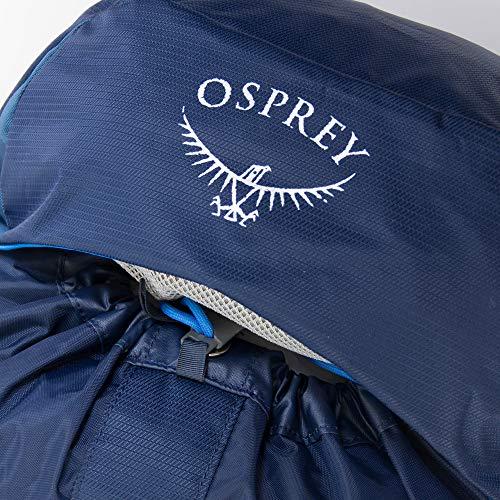 Osprey Stratos 24 Men's Hiking Backpack Eclipse Blue, One Size