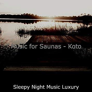 Music for Saunas - Koto