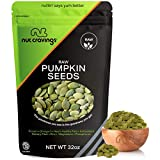 Fresh Raw Pumpkin Seeds Pepitas, No Shell, Superior to Organic (32oz - 2 Pound, Resealble Bag) - Healthy Protien Snack Food Mix - All Natural, Keto & Paleo Diet Friendly, Vegan, Gluten Free, Kosher