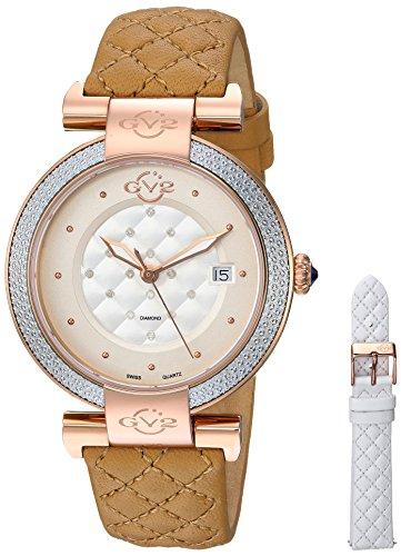 GV2by Gevril orologio'Berletta svizzero al quarzo, in acciaio INOX e...