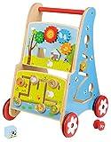 Lelin Toys - 31303 - Chariot à Pousser - Multi Activités