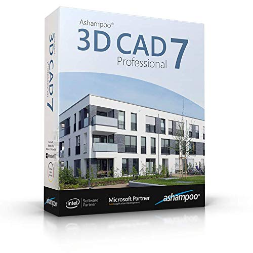 3D CAD Professional 7 WIN (Product Keycard ohne Datenträger)