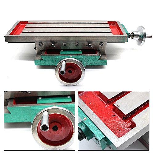 PRIT Mesa trabajo taladro fresadora soporte, Precisión
