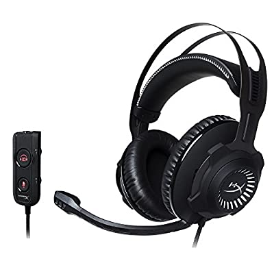 HyperX Cloud Revolver S Dolby 7.1 Gaming Headset by Hyperx
