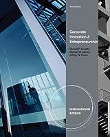 Corporate Innovation & Entrepreneurship, International Edition