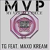 KONGQTE TG Musikalbum MVP: Mein Versace StückCover