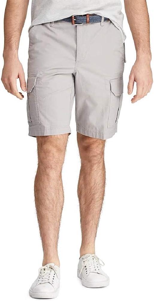 Chaps Men's Big & Tall Stretch Cargo Shorts