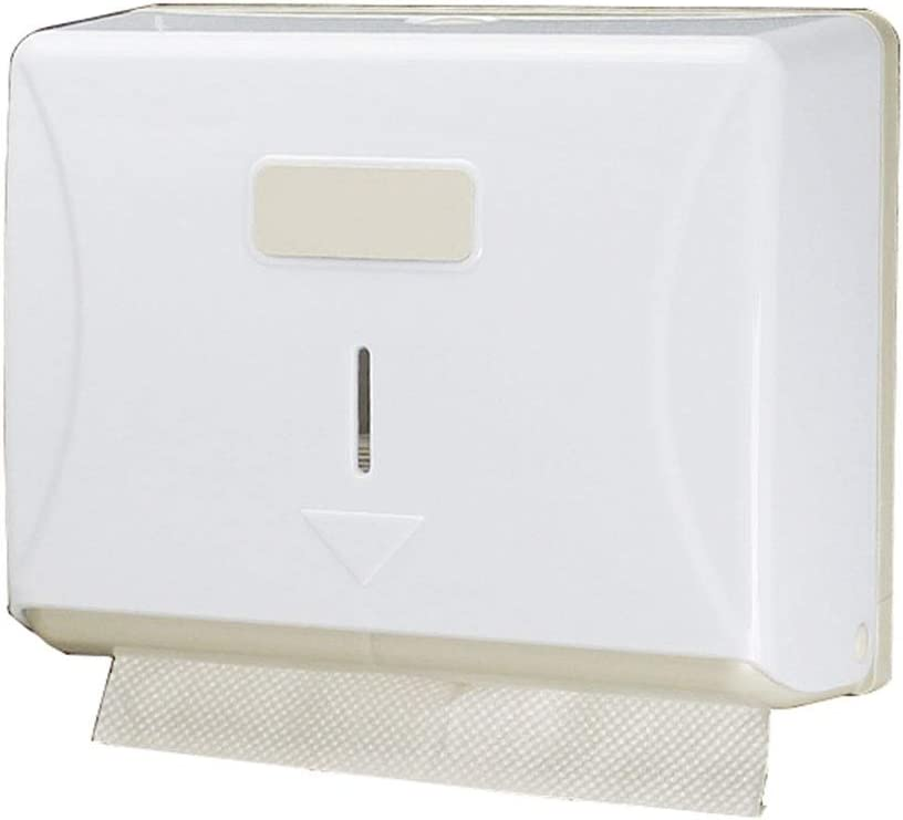 ZSP Paper Towel Commercial Super sale period limited Overseas parallel import regular item Wall Dispenser