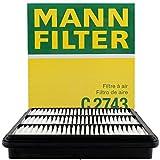 Mann Filter C 2743 - Filtro Aria