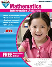 Intervention Activities for Math Grade K Book