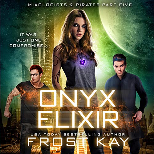 Onyx Elixir audiobook cover art