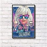 chtshjdtb Atomic Blonde Charlize Theron James McAvoy