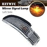 HZTWFC Retrovisor intermitente LED Luz Luz de espejo retrovisor (lado izquierdo) OEM # 81740-52050