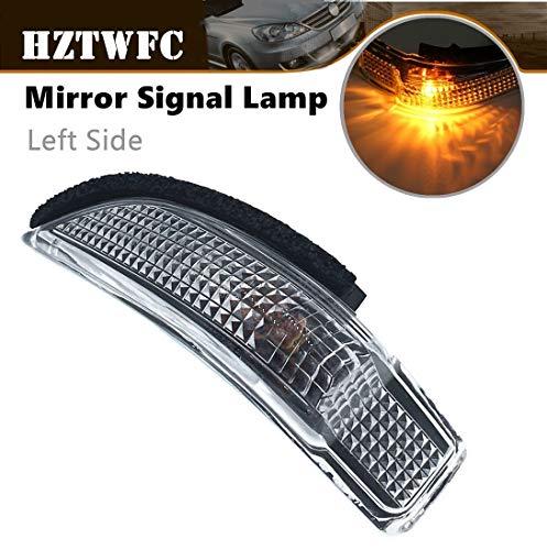 HZTWFC Lampe de rétroviseur latérale à DEL avec clignotant arrière (côté gauche) OEM # 81740-52050 pour Toyota Corolla Camry Yaris Prius C Avalon Scion IM Venza