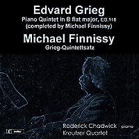 グリーグ&フィニッシー:ピアノ五重奏曲