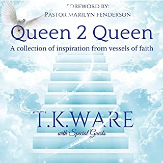 Queen 2 Queen audiobook cover art
