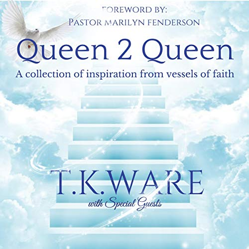 Queen 2 Queen audiobook cover art