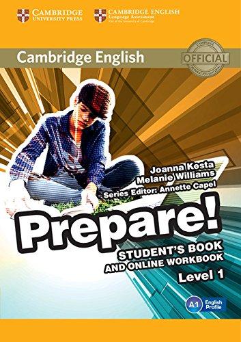 Prepare! Level 1: Student's book