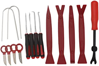 Vosarea 15 peças kit de ferramentas de remoção de painel automotivo conjunto de ferramentas para remoção de painel de carr...