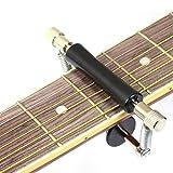 hlhome, capotasto mobile per chitarra, scorrevole, accessorio per strumenti musicali