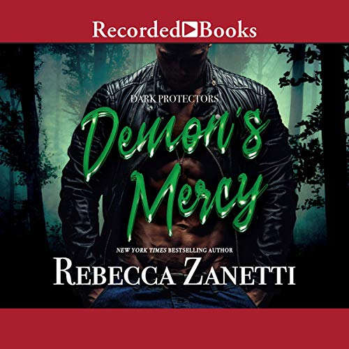 Demon's Mercy audiobook cover art