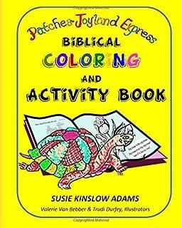Patches Joyland Express: Biblical Coloring/Activity Book