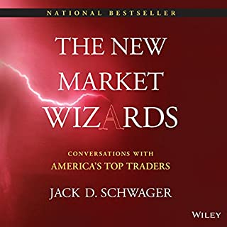 The New Market Wizards     Conversations with America's Top Traders              Written by:                                                                                                                                 Jack D. Schwager                               Narrated by:                                                                                                                                 DJ Holte                      Length: 16 hrs and 1 min     28 ratings     Overall 4.6