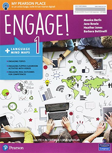 Engage! Ediz. mylab. Per le Scuole superiori. Con e-book. Con 2 espansioni online [Lingua inglese]: 1